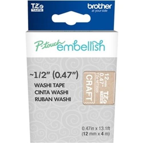 White on Craft Washi Tape