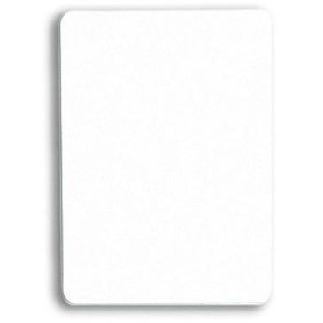 Cut Card - Bridge - White