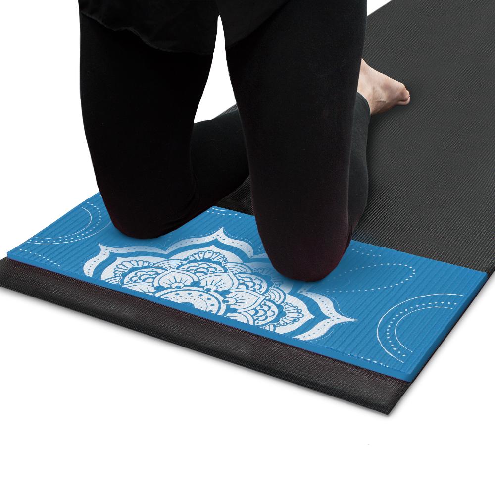 Chakra Art Yoga Knee Pad, Waterfall