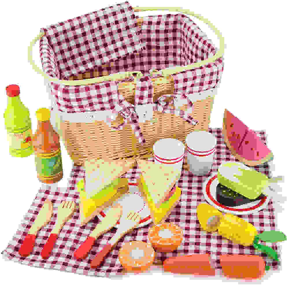 Slice & Share Picnic Basket