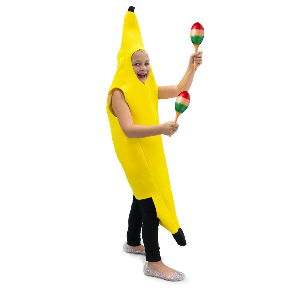 Cabana Banana Children's Costume, 10-12