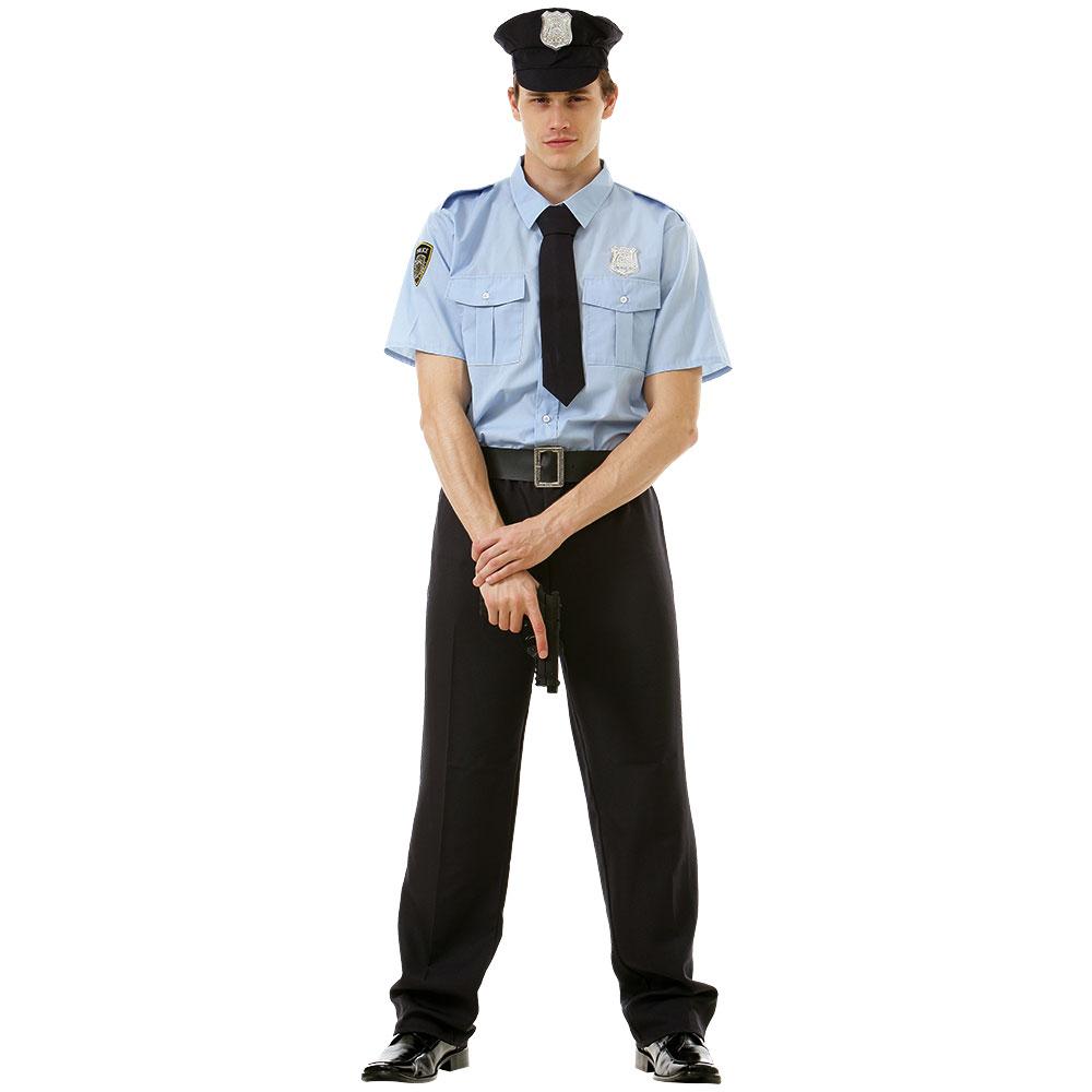Good Cop Costume, M
