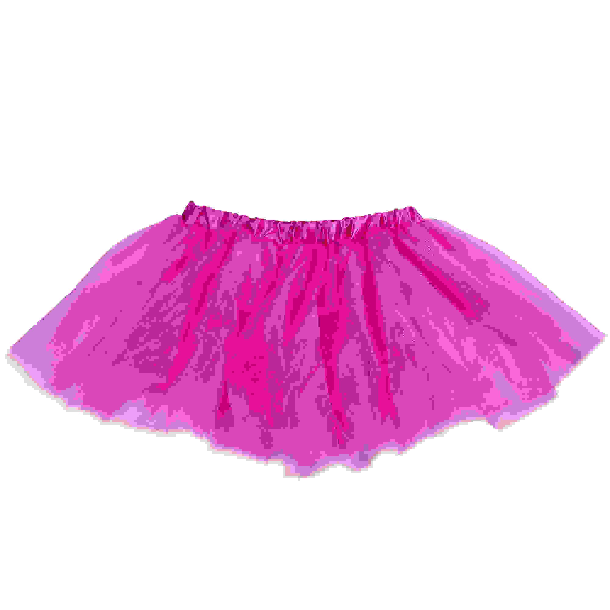 Hot Pink Costume Tutu