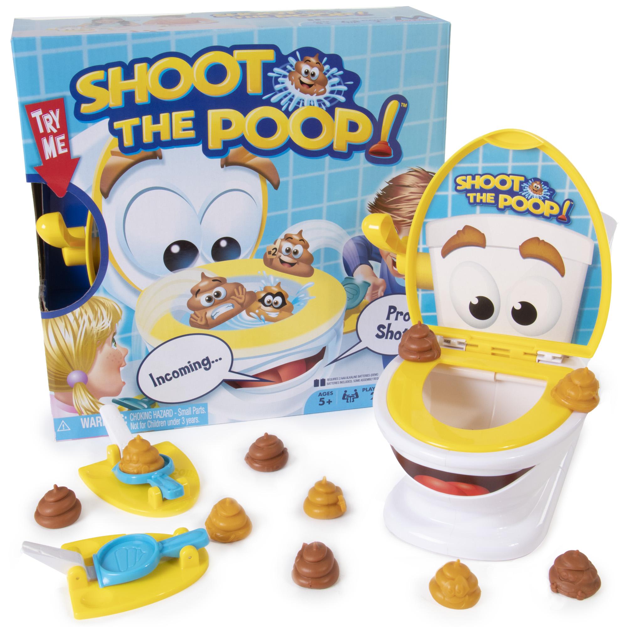 Shoot the Poop!