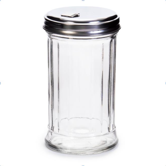 Retro-Style 12 oz. Sugar Dispenser
