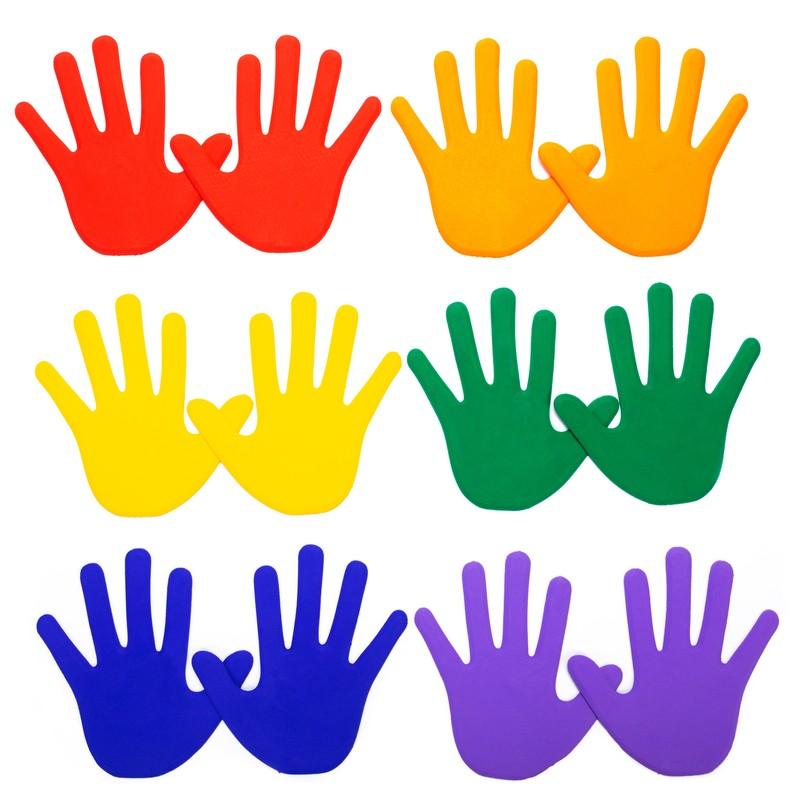 Hand Floor Markers