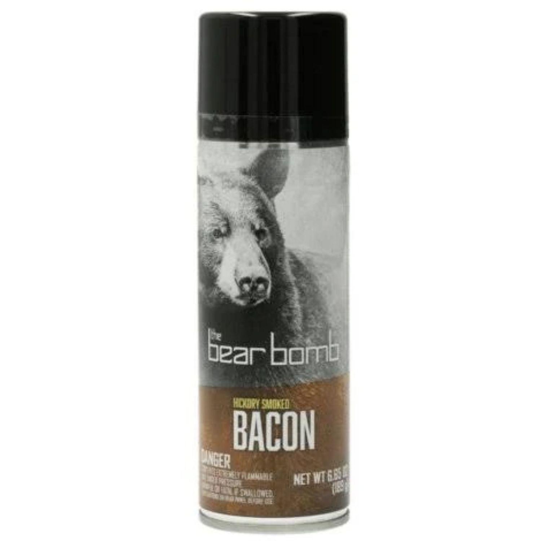 Bear Bomb Hickory Smoked Bacon 6.65 Oz Aerosol