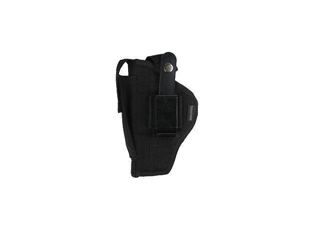 Bulldog Extreme Pistol Holster Belt Loop w Clip Glock 42 43