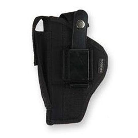 Bulldog Extreme Pistol Holster Belt Loop w Clip Glock 26 29