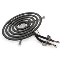 Camco GE/Hotpoint Electric Range Plug-In Top Burner, 1000/1325 W, 208/240 V, 6 in Dia