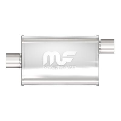 Muffler Mag 409SS 14X4X9 2.25
