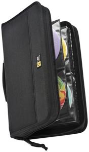 Case Logic 3200044 Nylon CD Wallets (92 Disc)