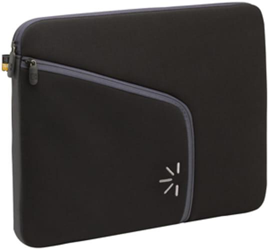 "Roo 13.3"" Laptop Sleeve, 13.5 x 1.75 x 10.25, Neoprene, Black"