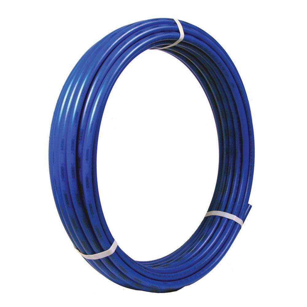 PEXTUBE BLUE COIL 3/4X100FT