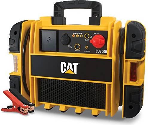 CAT CJ3000 1,000-Amp Instant Jump Starter