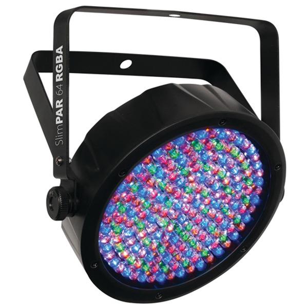CHAUVET DJ SLIMPAR64RGBA SlimPAR 64 RGBA Wash Light