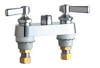 Lead Law Compliant 4 Deck Mount BAR/PANTRY Faucet SB