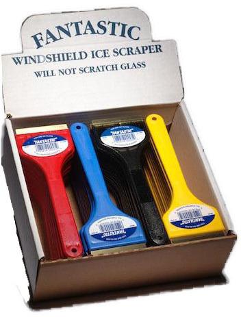 FANTASTIC ICE SCRAPER