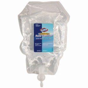 Unscented Moisturizing Hand Sanitizer Spray Refill, 1000mL Bag