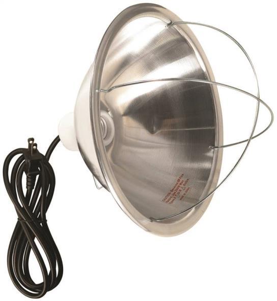 Coleman 165 Brooder Lamp, 125 V, 250 W