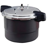 Granite-Ware F0730-2 Pressure Canner, 20 qt, 5,10,15 psi, Aluminum