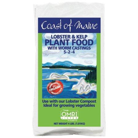 PLANT FOOD LOBSTER KELP 4LB