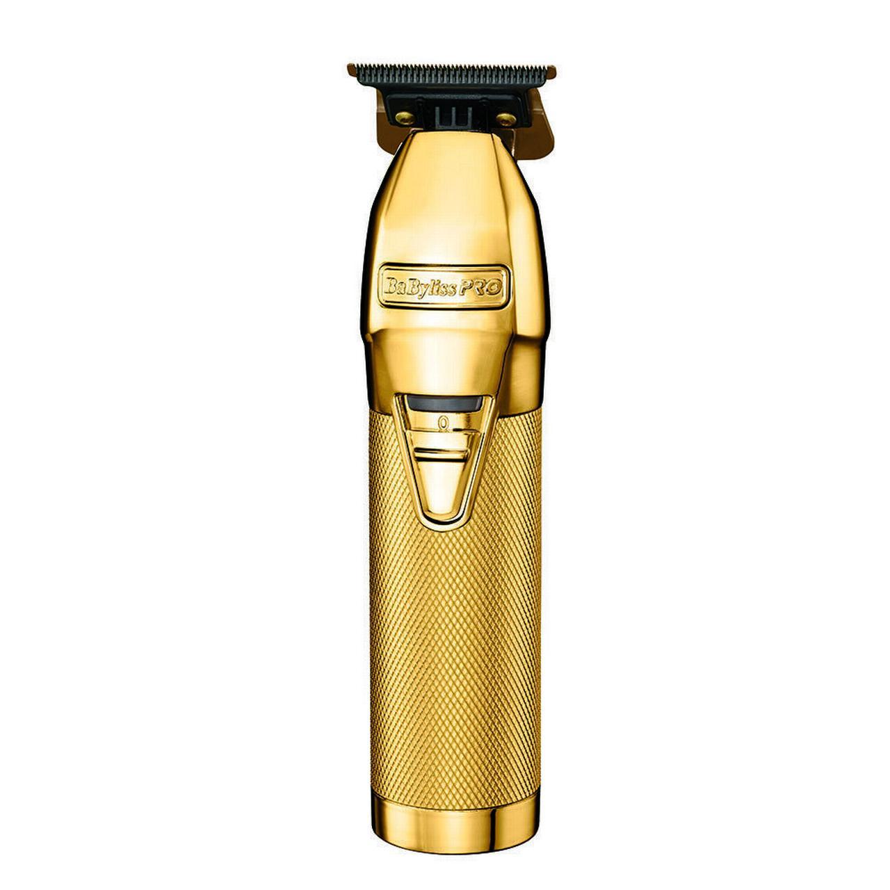 CONAIR FX787G BABYLISS PRO GOLD FX SKELETON CORDLESS TRIMMER.