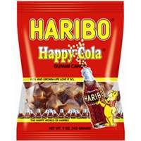 HARIBO COLA GUMMI CANDY 5OZ
