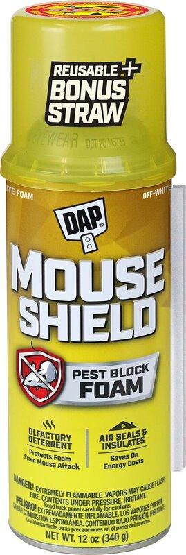 12512 MOUSE SHIELD EXP FOAM
