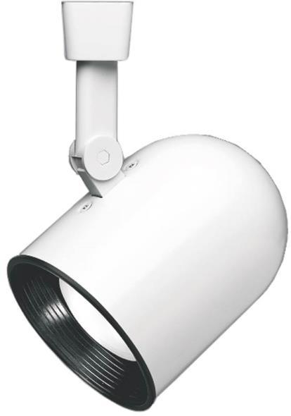 Cooper Lighting LZR000301P Halo Track Lights, Roundback Cylinder, Black