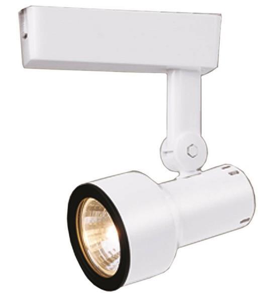 Cooper Lighting LZR000406P Halo Track Lights, Step Cylinder, White