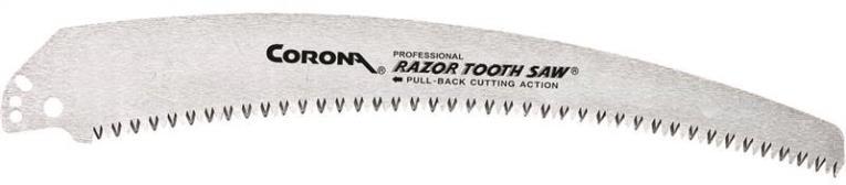 Corona AC7240 Tree Pruner Blade, 13 in Length, Tempered Steel Alloy