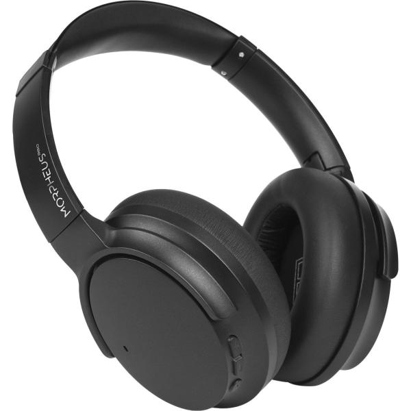 KRAVE Stereo Wireless Headphones aptX Bluetooth 5.0 and CVC 8.0, Black