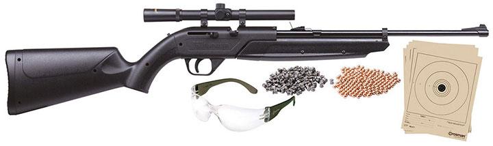 Crosman 760 Pumpmaster Kit Bolt-Action Variable Pump Air Rifle