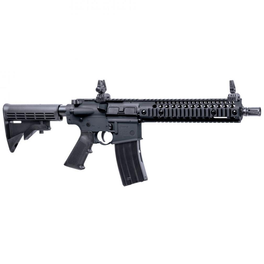 Crosman Full/Semi-Auto R1 Rifle Black