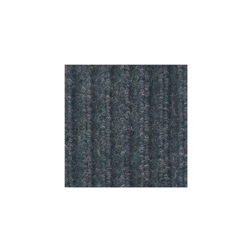 Needle-Rib Wiper/Scraper Mat, Polypropylene, 36 x 48, Charcoal