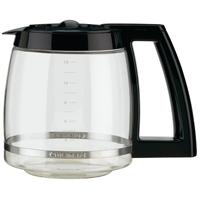 Cuisinart Brew Central Programmable Programmable Coffeemaker, Plastic Lid, Glass