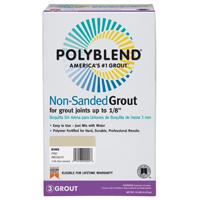 GROUT NON-SANDED BONE 10LB