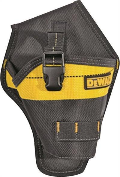 DeWalt DG5121 Heavy Duty Impact Driver Holster, 12-1/2 in X W 7 in H, Polyester