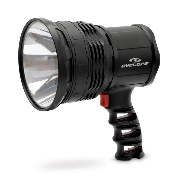 Cyclops CYC-SPL850 850-Lumen Focus Rechargeable Spotlight