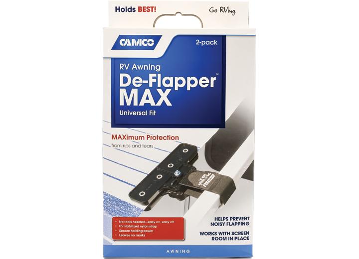 DE-FLAPPER MAX, 2 PACK