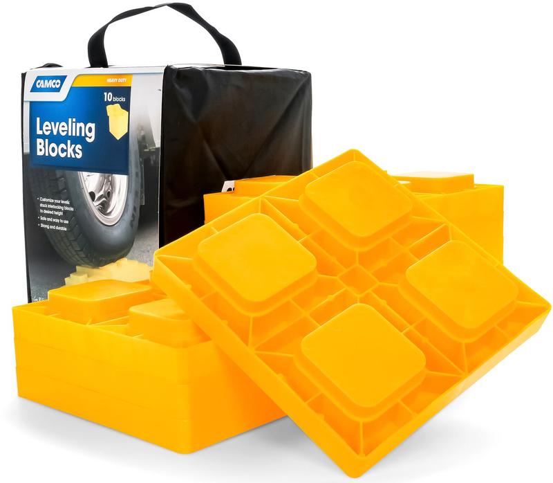LEVELING BLOCKS, 10 PACK