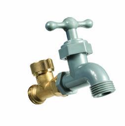WATER DIVERTER W/ HOSE GRIPPER, LLC