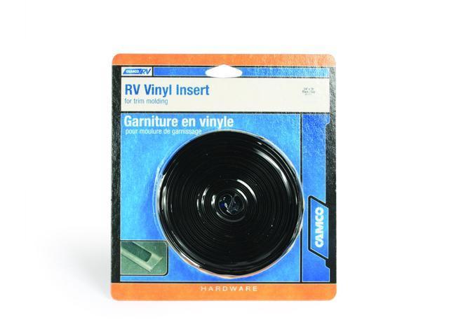 VINYL INSERT 3/4IN X 25FT BLACK