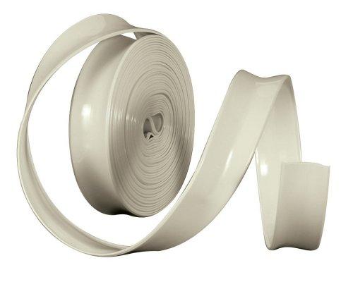 VINYL INSERT 1IN X 100FT COLONIAL WHITE