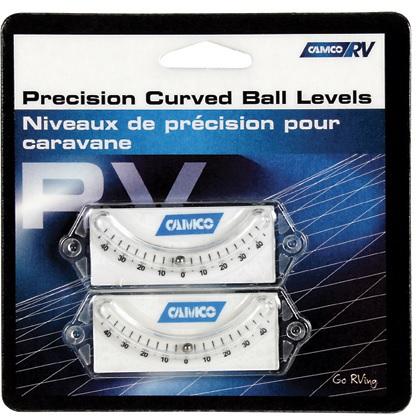 LEVEL - PRECISION CURVED BALL, 2 PER CARD