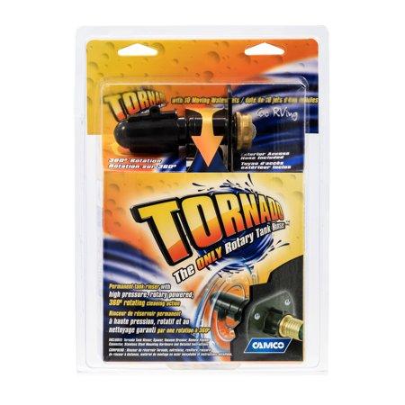 TORNADO ROTARY TANK RINSER WITH HOSE