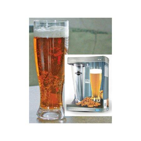 PILSNER GLASS 22OZ, 2PK, ACRYLIC, BPA FREE
