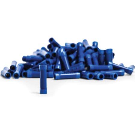 BUTTCONN 16-14 GA.INSUL-VI BLUE, 100 CT., HEADER BAG, UL