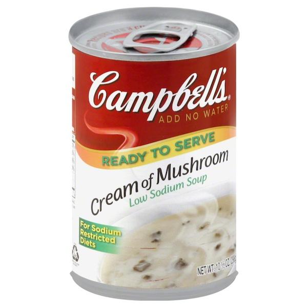 Campbell Creme Mushroom Ls (6x105OZ )